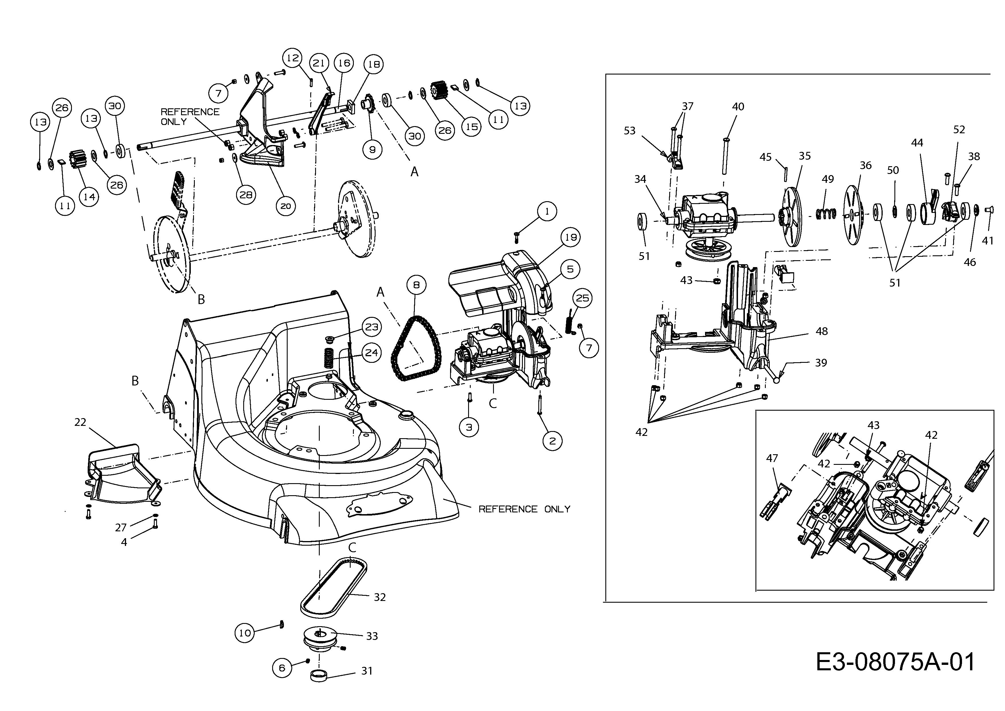 MTD015627 | Gearbox